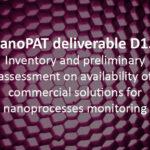 NanoPAT deliverable D1.1