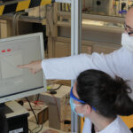 Visit of POLYMAT to UP